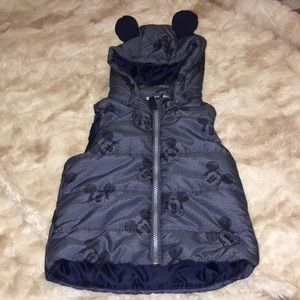 Boys Mickey Mouse Vest